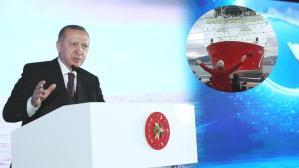 Erdoğan müjde olarak duyurmuştu! İlk ateş bugün yakılıyor