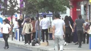 Erzurum'da vaka sayısında ciddi azalma