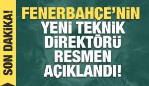 Fenerbahçe'de Vitor Pereira dönemi!