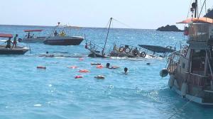 Fethiye'de 1 çocuğun öldüğü batan teknenin kaptanı gözaltında