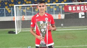 Juventus, Gençlerbirliği'nin genç savunmacısı Abdullah Şahindere'yi denemeye çağırdı