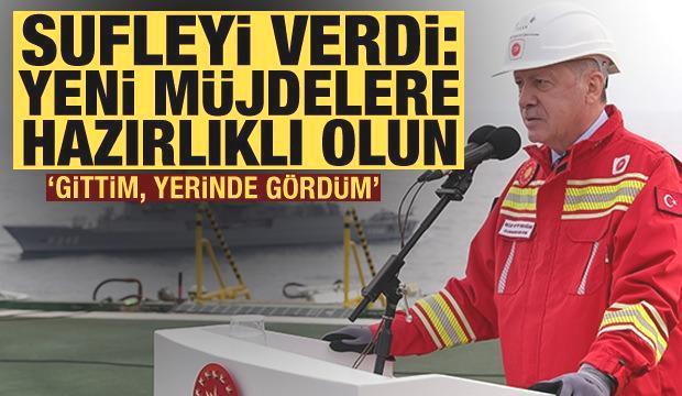 Mehmet Acet sufleyi verdi: Yeni müjdelere hazırlık olun