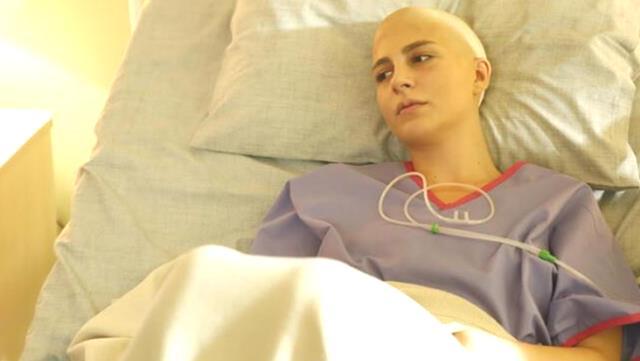 Neslican Tay'ın hayatını canlandırdığı film için saçlarını kazıtan Naz Çağla Irmak'ın son paylaşımına beğeni yağdı