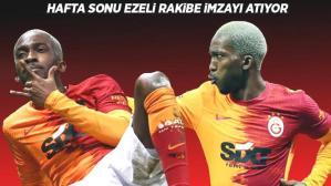 Onyekuru'dan yılın bombası! Galatasaray'a veda etti, hafta sonu ezeli rakiple imzalıyor