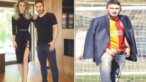 Sabri Sarıoğlu'nun eşinden Galatasaray'a büyük gönderme