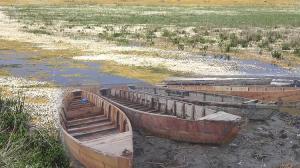 Son dakika… Eber Gölü pişmanlığı! Hiç bitmez, tükenmez sandık, o da canlıymış bilemedik