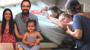 Son dakika… Müzisyen Yeliz Aykaç son yolculuğuna uğurlandı! Küçük kızı yoğun bakımda