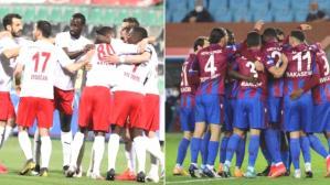 Trabzonspor ve Sivasspor'un UEFA Konferans Ligi'nde karşılaşacağı muhtemel rakipleri belli oldu