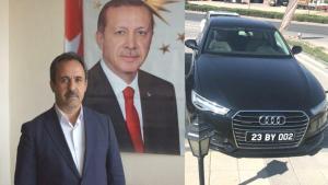 600 Bin TL'ye Makam Aracı Alan AKP'li Başkan: 'Şahin Alacak Halimiz Yok'