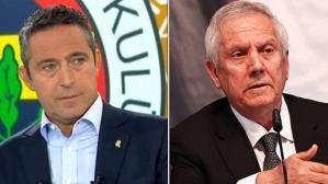 Ali Koç bombaladı: Kulübün başkanı olmuş şahıs, Fenerbahçe'nin kötülüğü için uğraşıyor