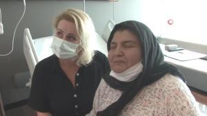 Alman gelin, eşinin amcasının kızına karaciğerini bağışladı