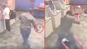 ATM'de işlem yapan 51 yaşındaki adama baltalı saldırı