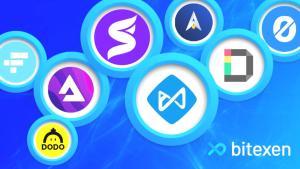Bitexen Platformuna 8 Yeni Coin Daha Ekledi