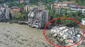Bozkurt'ta çöken 8 katlı Ölçer Apartmanı'nın müteahhidinin mal varlığına el konuldu