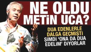 """Dalga geçip, """"kesinlikle yağmaz"""" demişti! Şimdi herkes soruyor: Ne oldu Metin Uca?"""