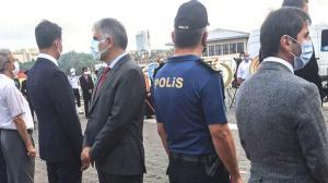 Erdoğan'ın mesajı okunurken törene sırtını döndü! Akşener'den tepki