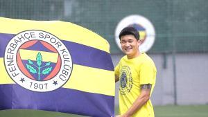 Fenerbahçe'nin yeni transferi Kim Min-Jae: 'Canavar' denmesini seviyorum, lakabımı sürdüreceğim