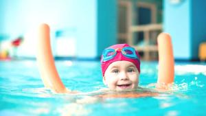 Havuza giren çocuklarda hastalık riski artıyor