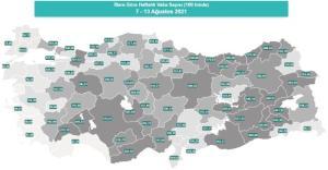 İl il koronavirüs vaka sayıları kaçtır? 7-13 Ağustos İl il güncel koronavirüs risk haritası ve haftalık vaka sayıları açıklandı mı?