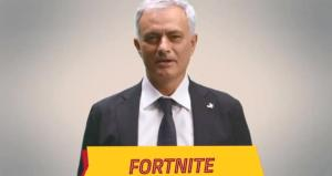Jose Mourinho'ya göre Fortnite futbolcuların dikkatini dağıtıyor