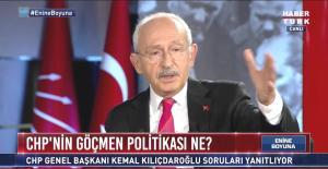 Kılıçdaroğlu: 'Suriyelileri Davulla Zurnayla Göndereceğiz'