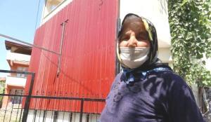 Komşusundan 74 yaşındaki kadına büyük şok: Tamamen kapattılar