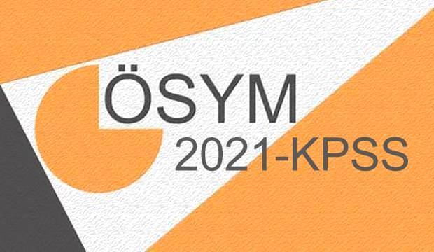 KPSS sonuçları ne zaman açıklanacak? 2021 KPSS lisans sonuçları için ÖSYM tarihi belirledi!