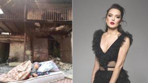 Manavgat'taki yangında evini kaybeden Fatma Teyze için kolları sıvayan Demet Akalın, müjdeyi verdi