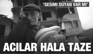 Marmara Depremi'nin üzerinden 22 yıl geçti