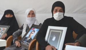 Muş'ta acılı anne HDP İl Eş Başkanına gözaltı kararını sevinçle karşıladı
