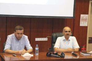 Niğde Ömer Halisdemir Üniversitesi Hastanesi Başhekimi Dr. Günaydın'dan aşı çağrısı Açıklaması