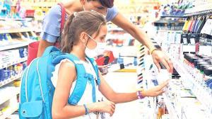 Okul çantası 361 TL'ye doluyor