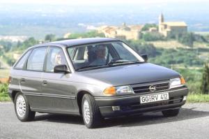 Opel Astra 30 yaşında!