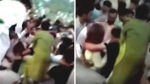 Parkta TikTok videosu çeken kadın, yüzlerce erkeğin cinsel saldırısına uğradı