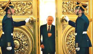 Putin: 'Ülkemizde Sığınmacı Kılığında Militanların Belirmesini İstemiyoruz'