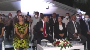 Sanatçı Mustafa Yıldızdoğan Gölbaşı'nda konser verdi