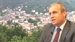 Selin yıkıp geçtiği Bozkurt'un belediye başkanı Yanık'tan canlı yayında acı sözler: İlçenin yok oluşunu izliyoruz