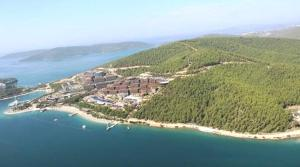 Son 9 Yılda 32 Hektar Ormanlık Alan Turistik Tesis Oldu