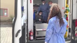 Son dakika! Ambulans uçak, down sendromlu Seyfullah için havalandı