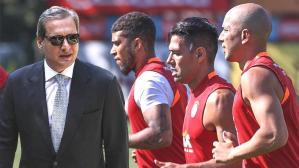 Son dakika haberi: Burak Elmas açıkladı Galatasaray'da ayrılık rüzgarı başladı! Falcao, Feghouli ve Diagne…