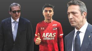 Son dakika haberi: Galatasaray ve Fenerbahçe transferde yine karşı karşıya!