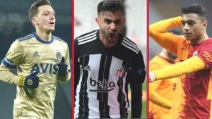 Süper Lig heyecanı başlıyor! İddaa'nın açılış haftasında üç büyüklere verdiği oranlar dikkat çekti