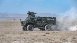 TSK'nın kullanmaya başladığı zırhlı araca 2 ülkeden ciddi talep geldi