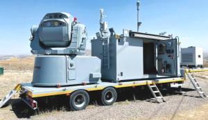 Türkiye'nin geliştirdiği lazer sistemleri ABD'nin gündeminde