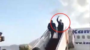 Ülkesini Taliban'a bırakan Afgan Cumhurbaşkanı Gani, Tacikistan'dan da kaçtı! Yeni adresi Umman