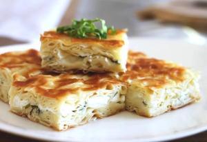 Yiyenlerin Tadı Damağında Kalacak El Açması Peynirli Su Böreği Tarifi
