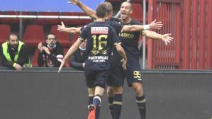 Yok artık! F.Bahçe kariyerinde 5 golü olan Frey, S.Liege'e karşı sadece 76 dakikada 5 gol attı