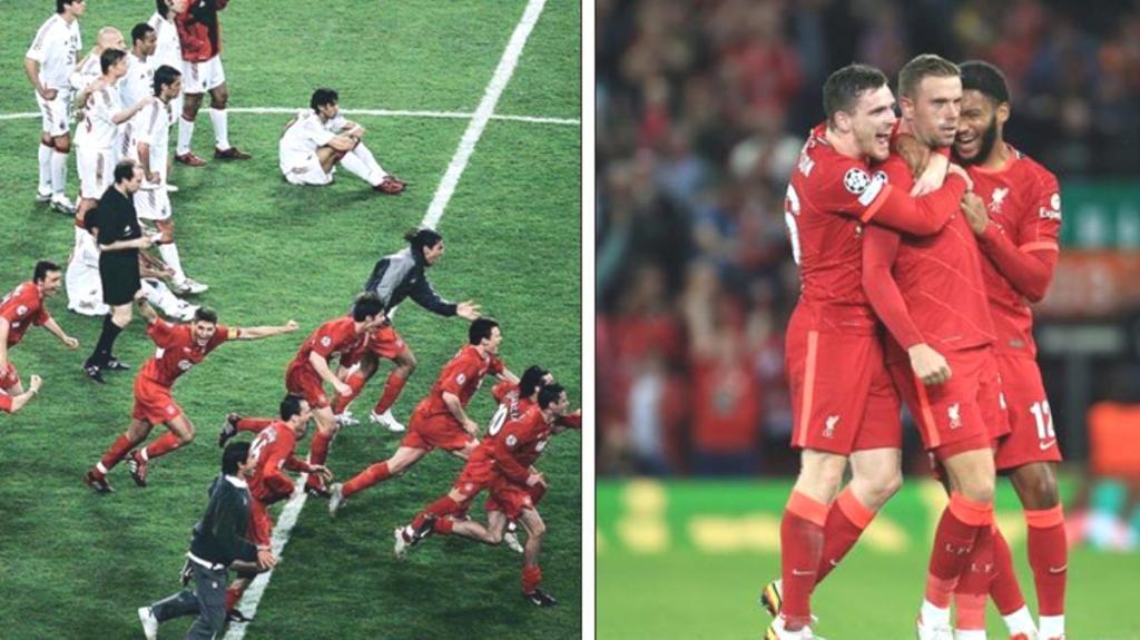 2005 İstanbul finalini yaşadık! Liverpool ve Milan arasındaki maç, yine nefesleri kesti