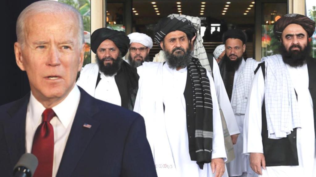 ABD Başkanı Biden: Taliban hükümetini tanımak gibi bir niyetimiz yok, bu çok uzak bir yol