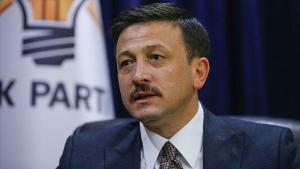 AKP'li Hamza Dağ Sosyal Medya Düzenlemesi Hakkında Konuştu: 'CHP'nin Medya Organları Var'